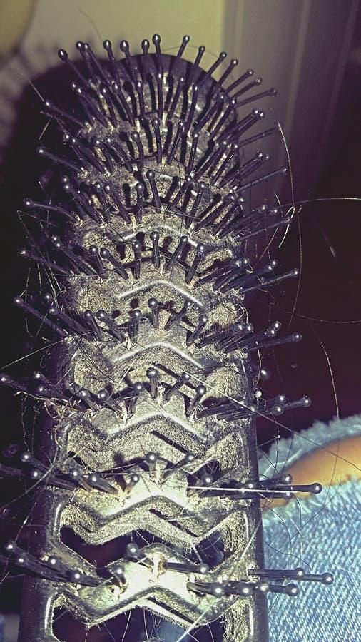 Щетка с опаловыми волосами стоковые изображения