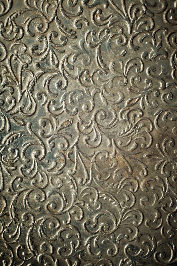 ый молотком сбор винограда орнамента металла стоковые изображения