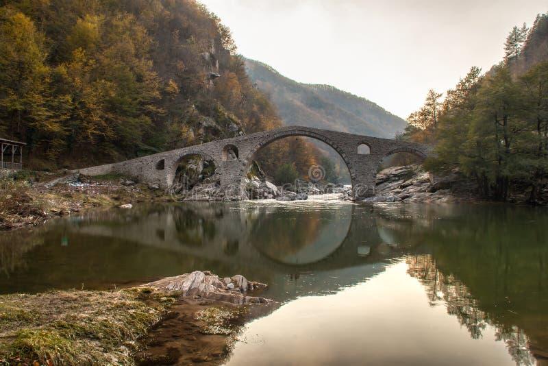 дьявол s моста стоковое изображение