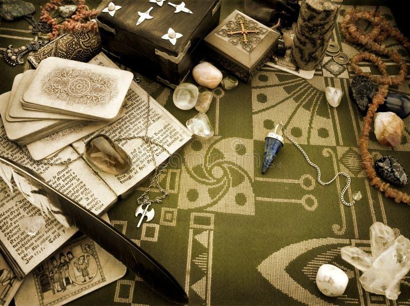 эзотерическая жизнь все еще стоковое изображение