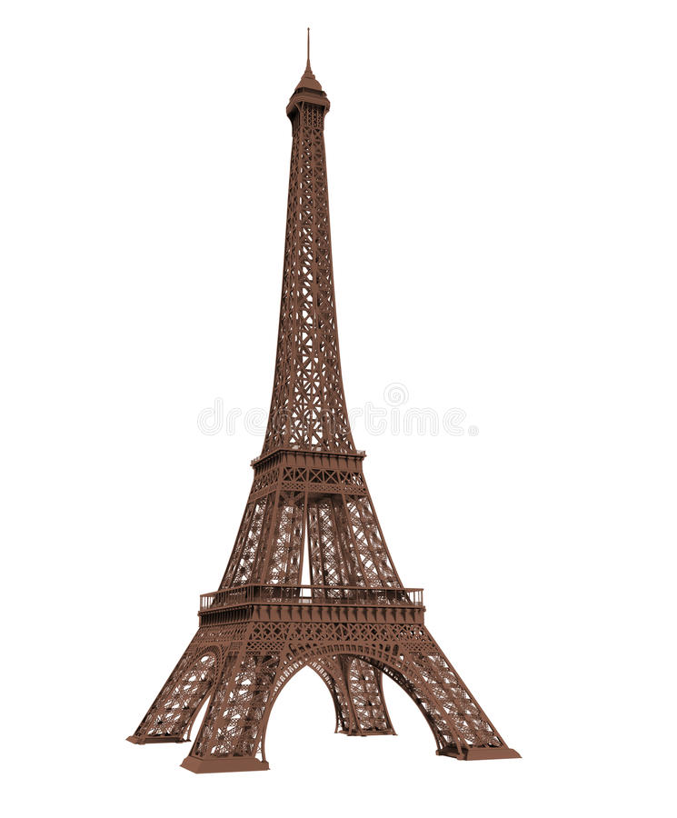 Эйфелева башня бесплатная иллюстрация