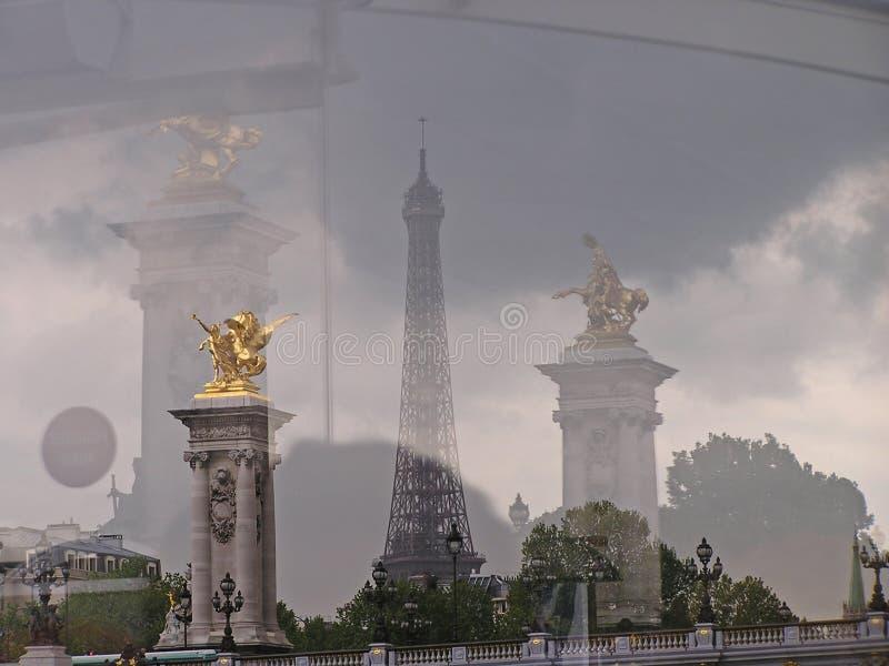 Эйфелева башня 4 стоковое фото