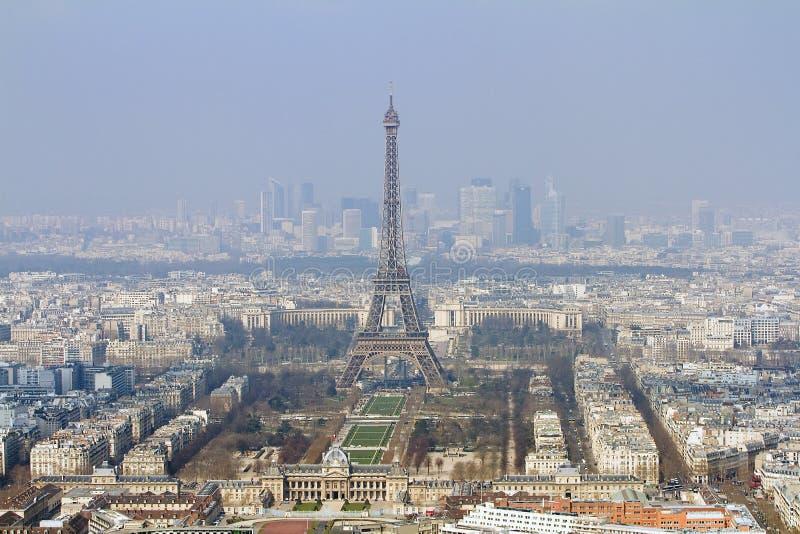 Эйфелеваа башня, Париж стоковые фото