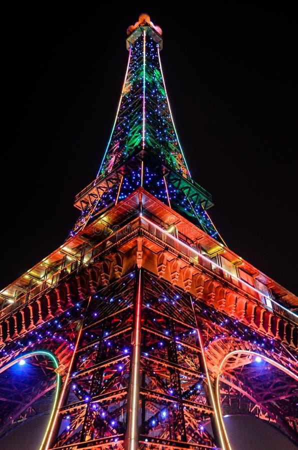 Эйфелева башня Лахор Пакистан стоковое изображение