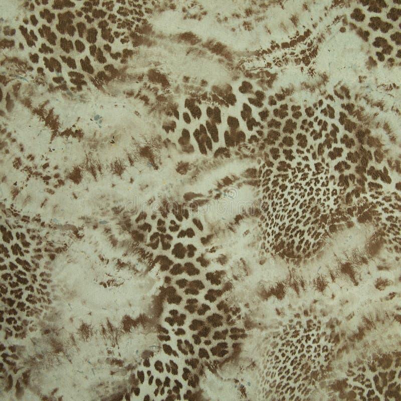 Экзотическая кожаная текстура печати стоковая фотография