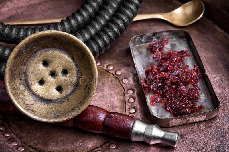 Экзотический кальян shisha стоковое изображение