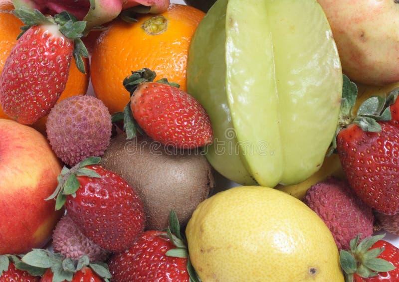 экзотический плодоовощ стоковое изображение