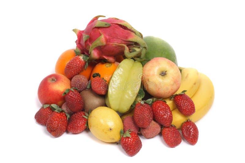 экзотический плодоовощ стоковое изображение rf