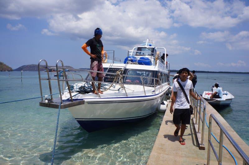 Экипаж кораблей стоковое фото
