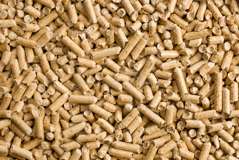 экологическая лепешка топления деревянная стоковое изображение rf