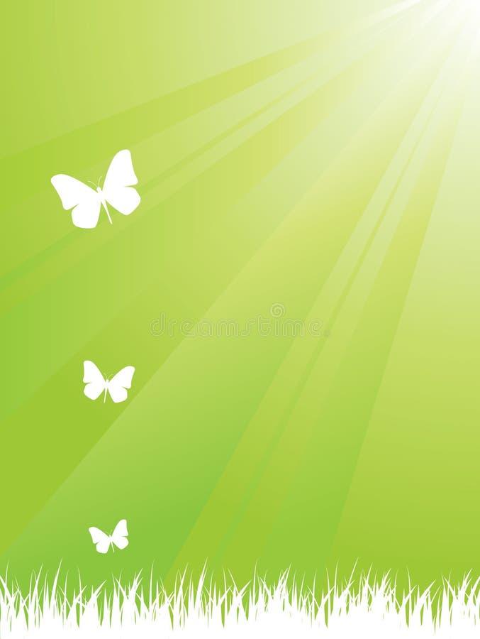 экологичность предпосылки иллюстрация вектора