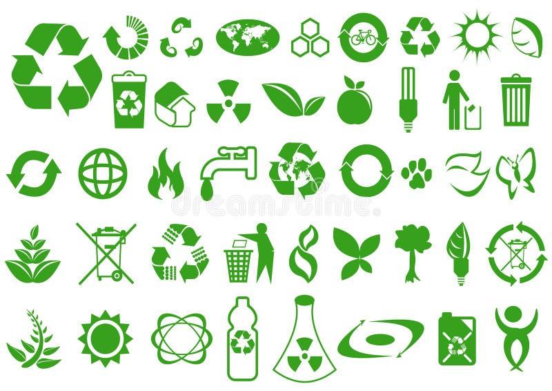 экологичность иллюстрация штока