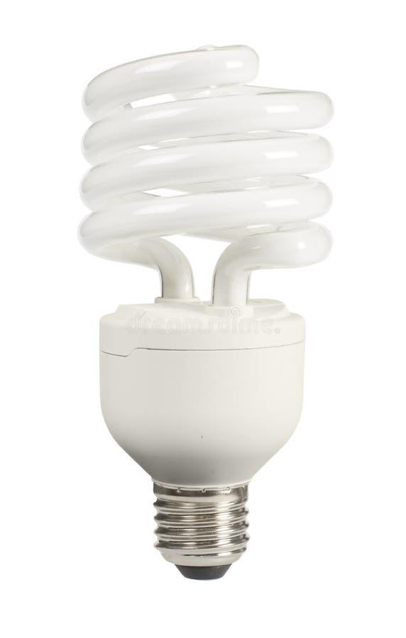 Экологическая экономическая лампа стоковые фотографии rf