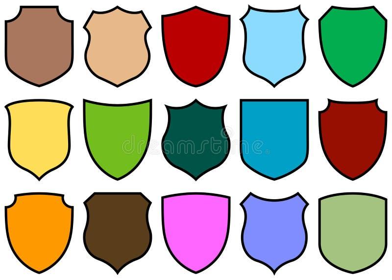 формы гербовых щитов картинки решили приглушать