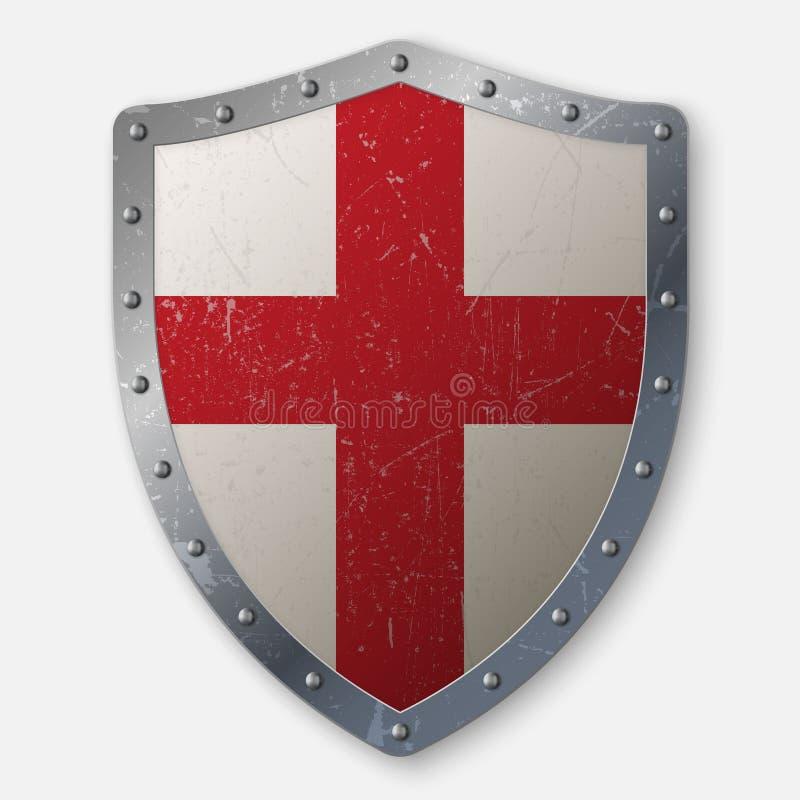 Экран крестоносцев бесплатная иллюстрация
