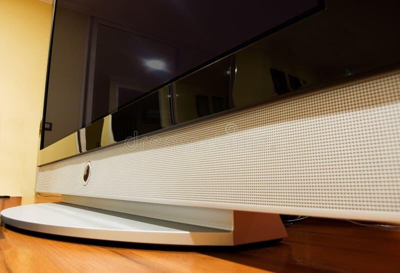 экран плазмы вниз стоковое фото rf