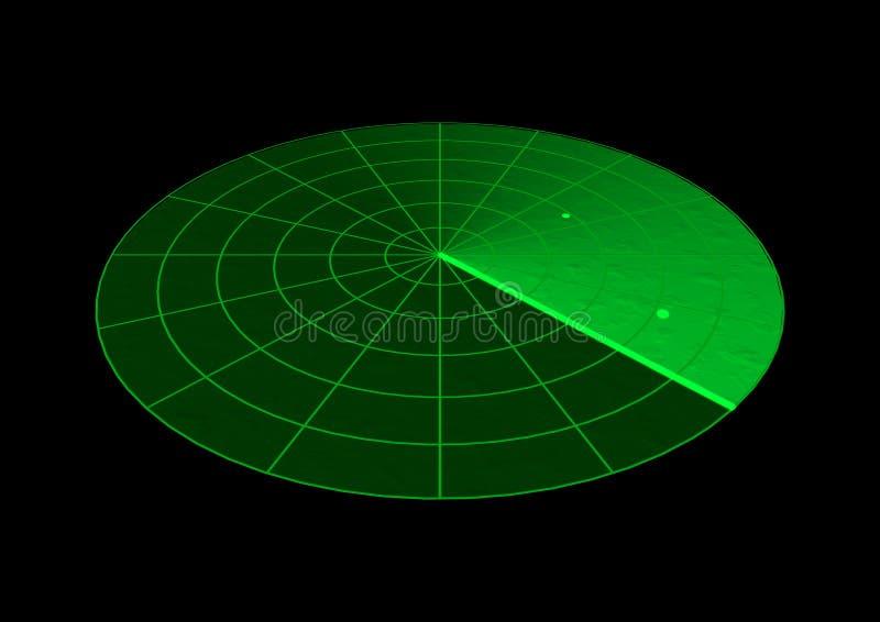 экран радара бесплатная иллюстрация