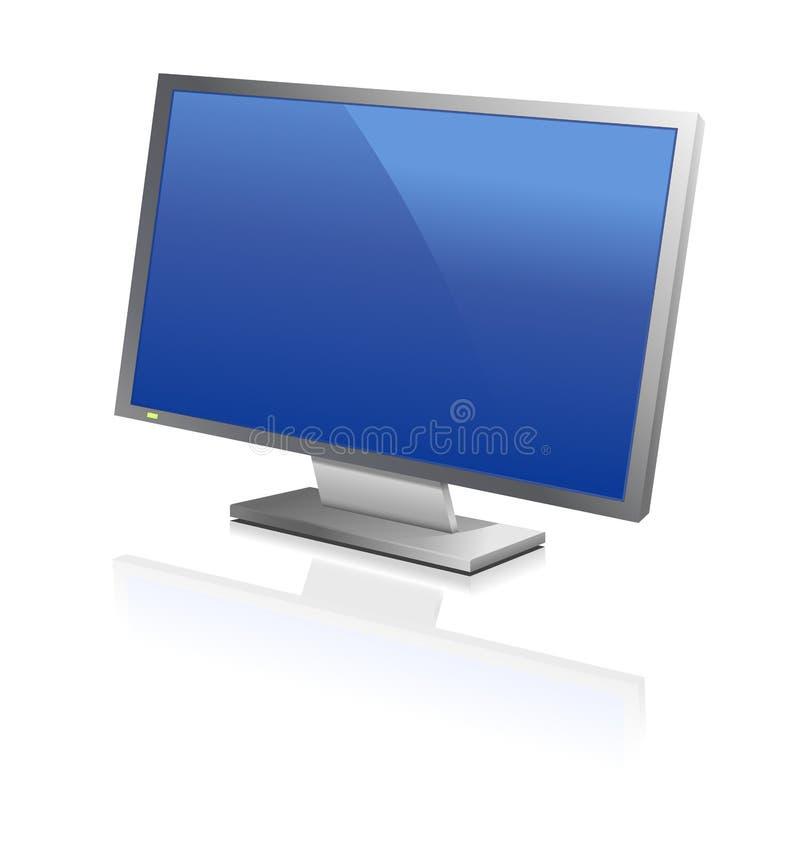 экран широко бесплатная иллюстрация