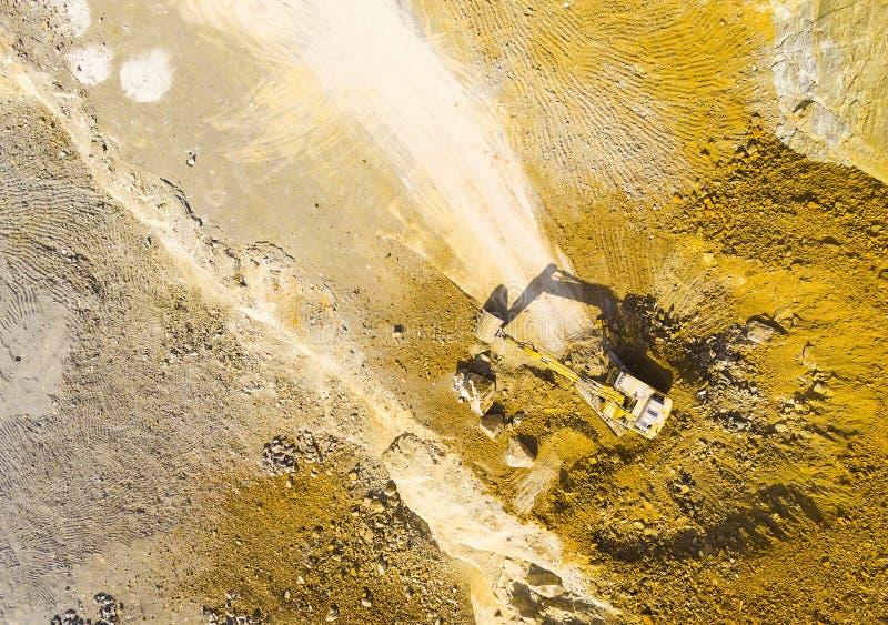 Экскаватор стоковая фотография rf
