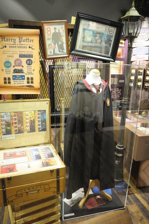 Экспонаты collectibles портера Гарри стоковое фото rf