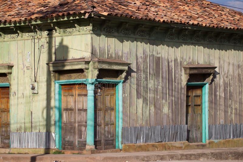 экстерьер здания старый стоковое фото rf