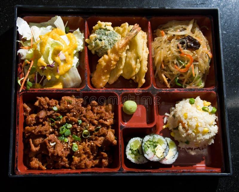 экстренныйый выпуск обеда коробки стоковое фото rf