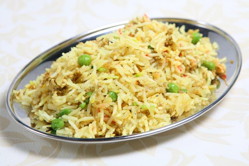 экстренныйый выпуск риса pilau стоковое фото
