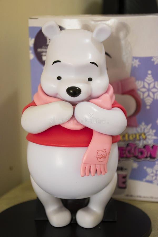 Экстренныйый выпуск Winnie the Pooh стоковая фотография rf