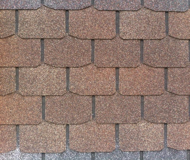 Эластичная, гибкая плитка Искусственный строительный материал для заволакивания крыши абстрактная предпосылка геометрическая бесплатная иллюстрация