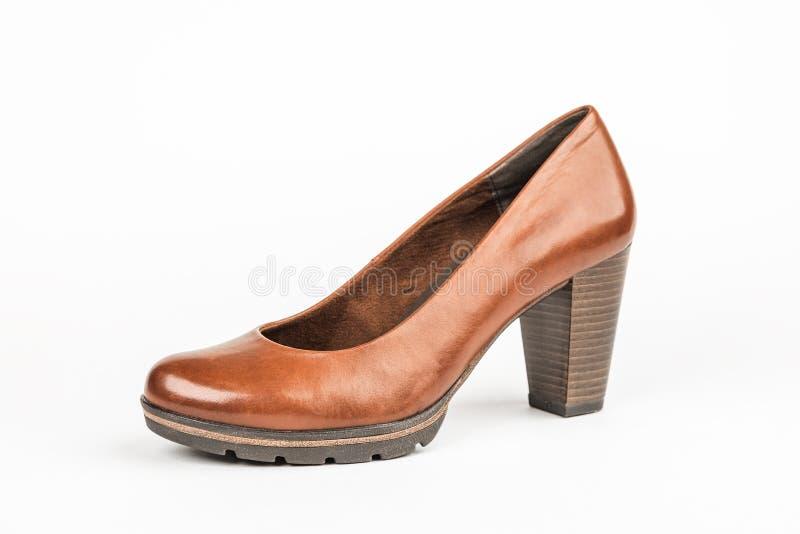 Элегантные пары ботинок для женщины стоковые изображения rf