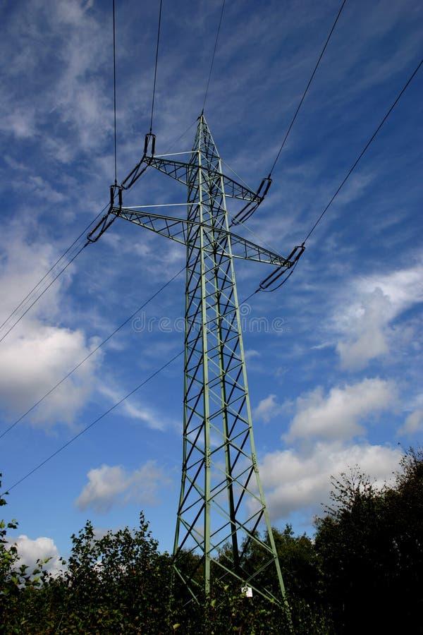 электрическая башня стоковое фото