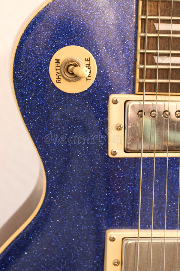 электрическая гитара 1263 стоковые изображения