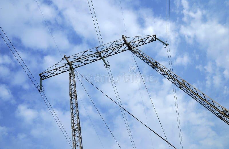 электрическая индустрия стоковое изображение