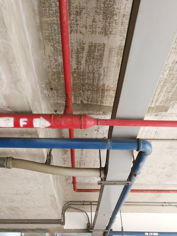 Электрическая труба стоковая фотография rf
