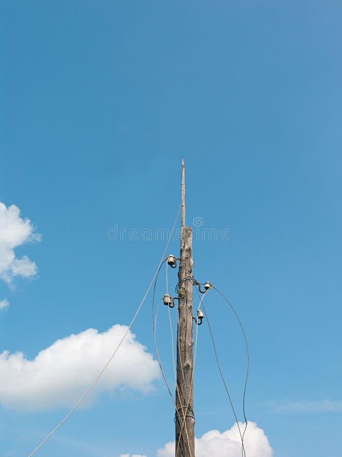 Электрические disconnected провода стоковые изображения rf