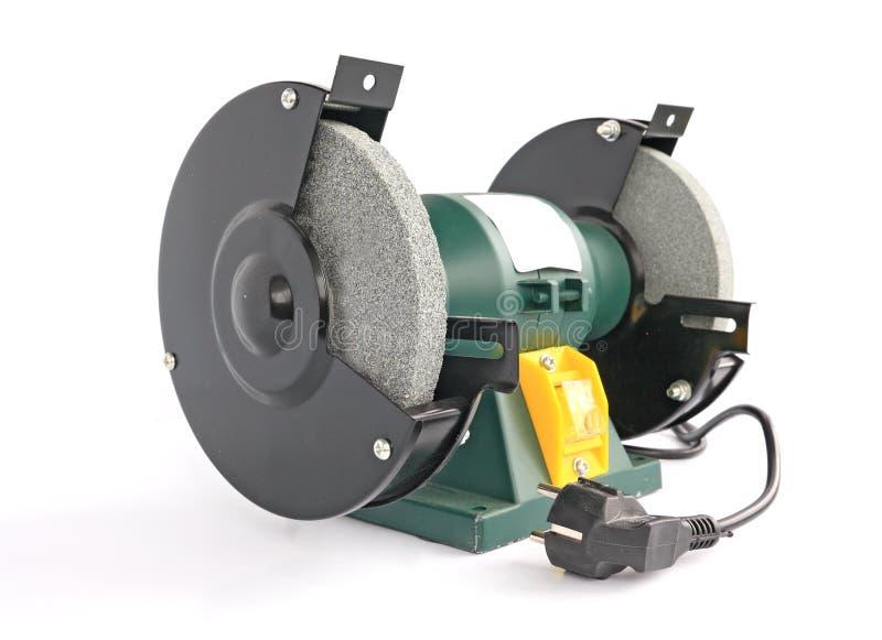 электрический наждак стоковое изображение