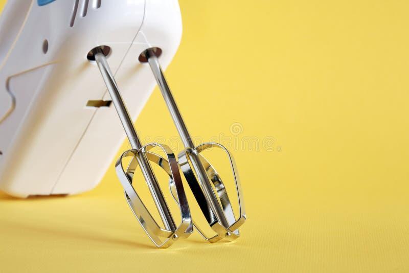 электрический смеситель стоковое фото rf