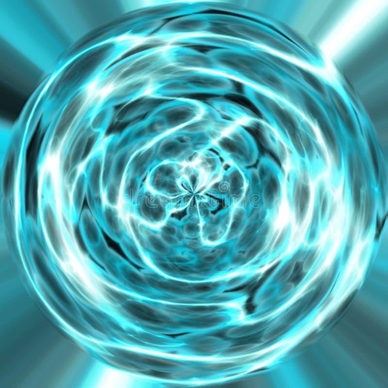 электрический шар бесплатная иллюстрация