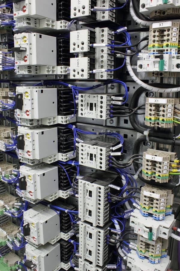 электрическое оборудование стоковые изображения rf