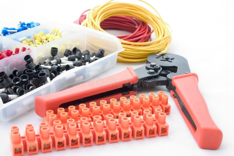 электрическое оборудование стоковое фото rf