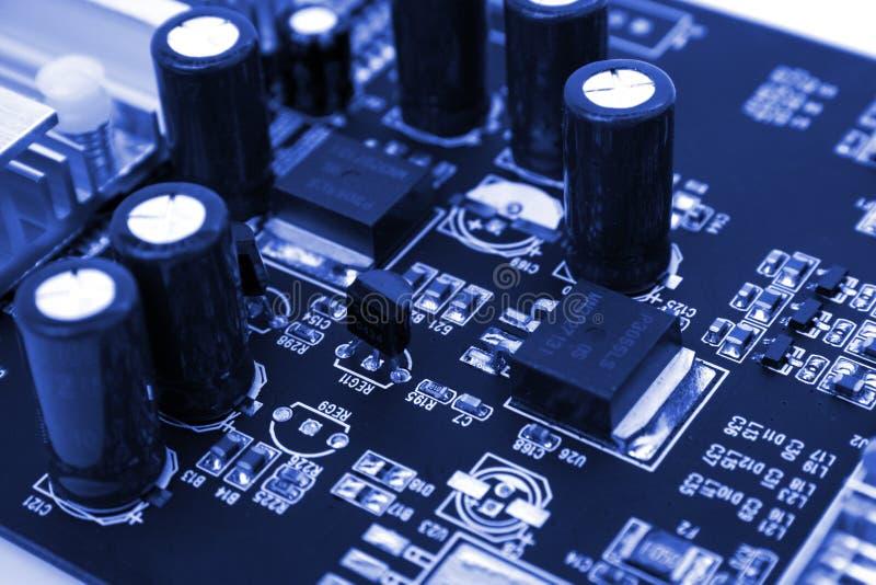 электроника компьютера стоковое изображение
