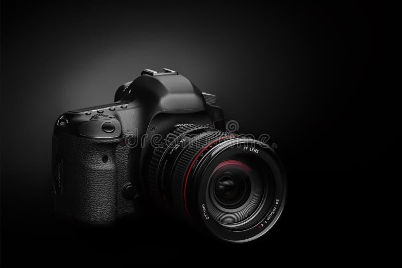 Электронная камера без логотипа стоковое фото