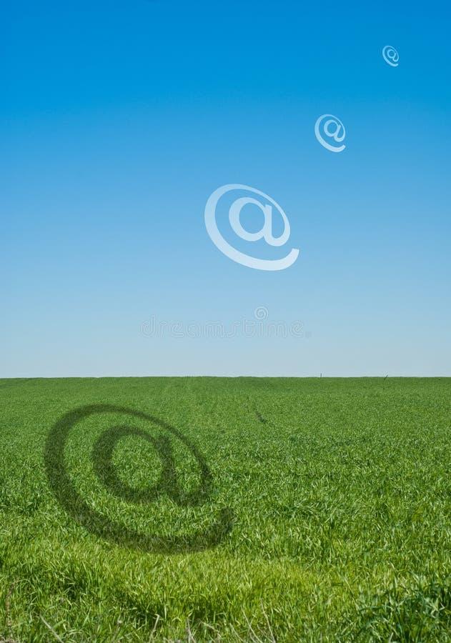 электронная почта псевдонима бесплатная иллюстрация