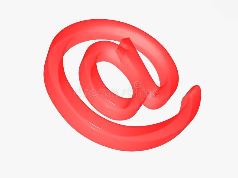 Электронная почта стоковые изображения