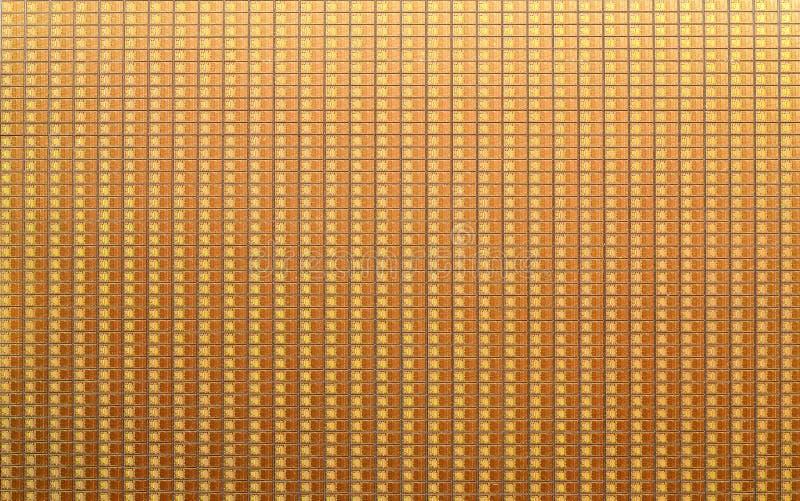 Электронные чипы на подветренной лодке стоковые изображения