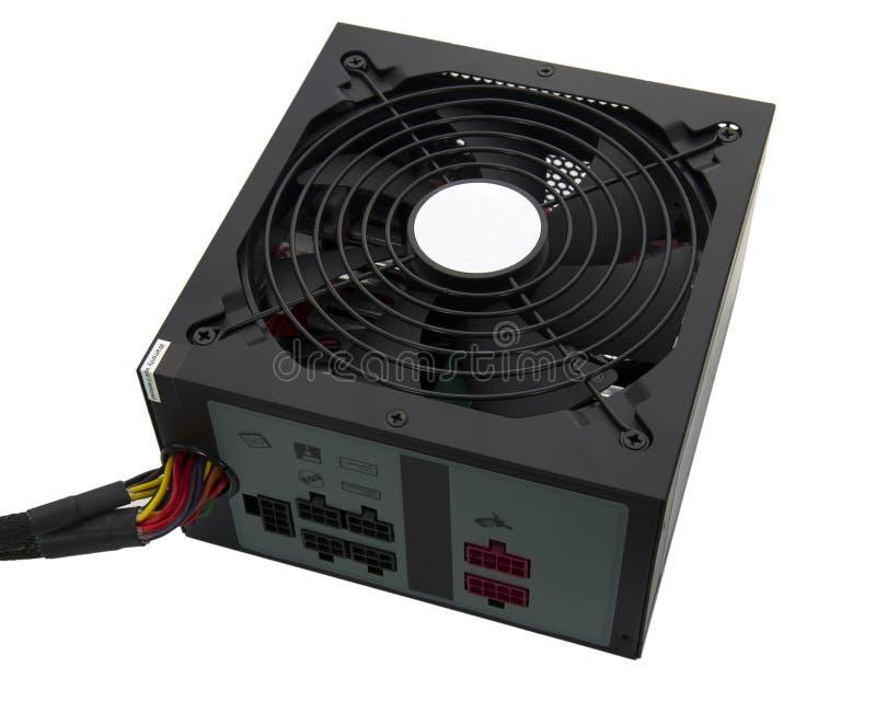 электропитание компьютера стоковое изображение rf