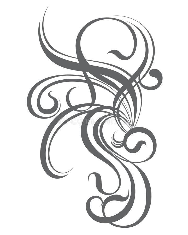 элементы конструкции флористические бесплатная иллюстрация