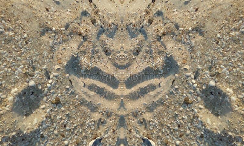Элементы песка стоковая фотография