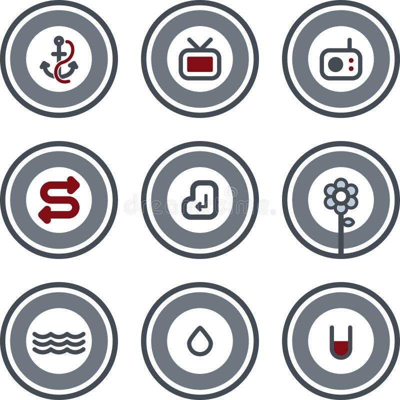 элементы p конструкции 8d бесплатная иллюстрация