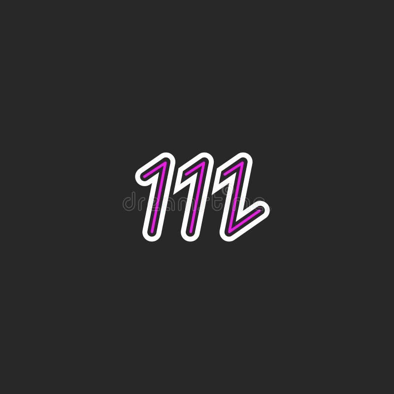 Элемент дизайна вензеля хипстера логотипа письма m, строчный знак, современная эмблема визитной карточки иллюстрация вектора